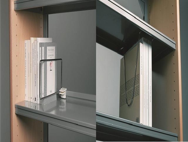 Separadores Para Estanterias Metalicas.Separadores Libros Y Accesorios Estanterias Josma Equipamiento